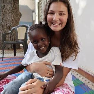 Maya H in Senegal